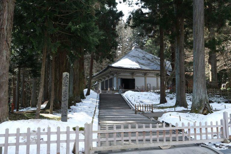 中尊寺金色堂の写真