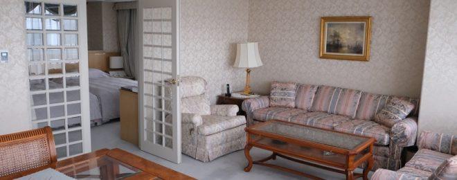 客室スィートルーム